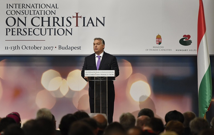 """Hungary Helps"" – PM Orbán Vows To Support Persecuted Christians In Middle East And Africa post's picture"