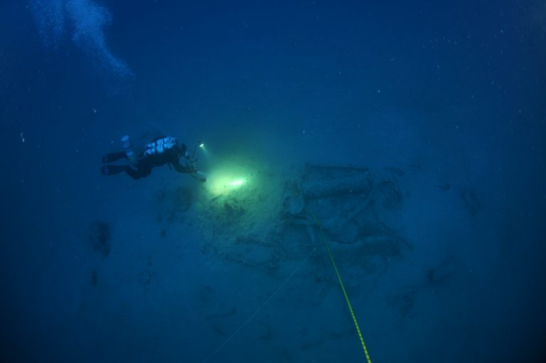 Lost Austro-Hungarian Submarine Found at the Bottom of the Ionian Sea post's picture