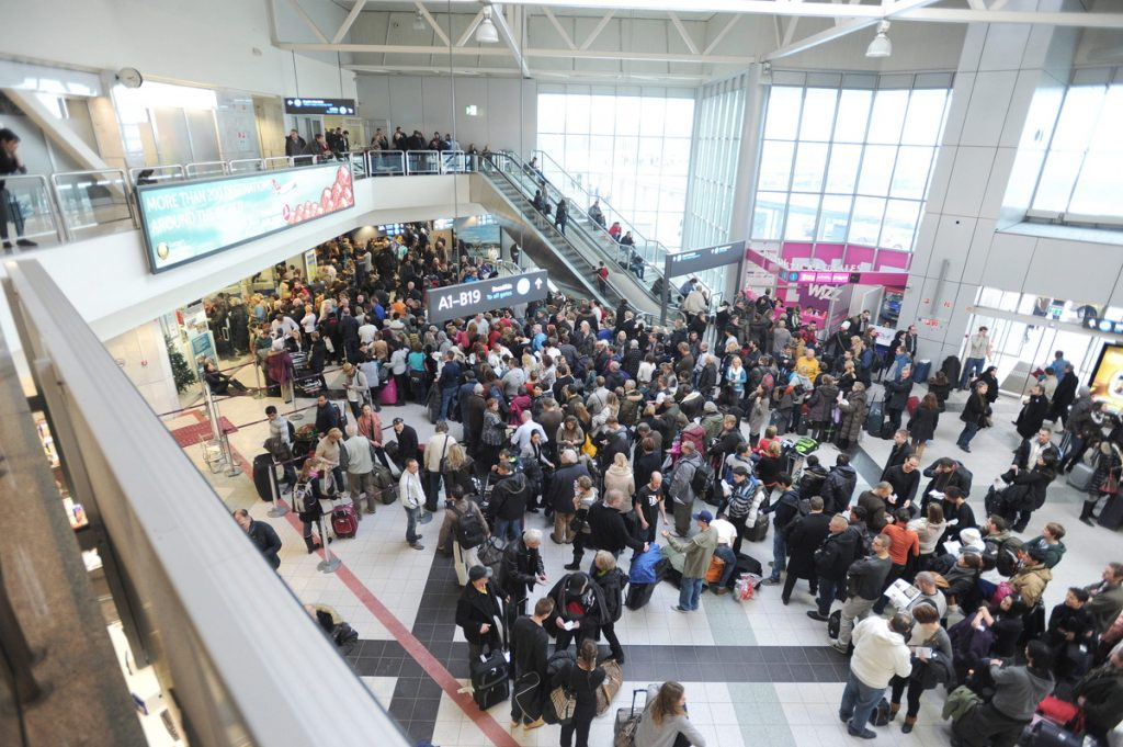 Sky-High Number of Passengers At Budapest Airport this Year post's picture