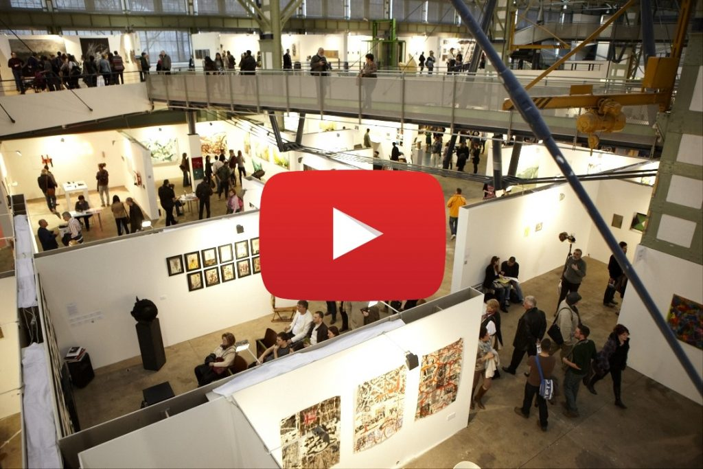 HT Vlog #1: Explore ArtMarket Budapest 2017! post's picture