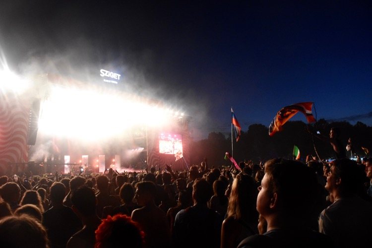 Join the Love Revolution: Sziget Festival 2017 Aftermovie Released! post's picture
