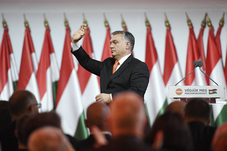 Viktor Orbán Re-Elected As Fidesz Leader As Ruling Party Gears Up For 2018 Elections post's picture