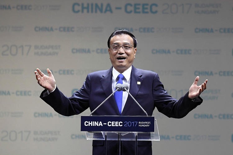 Chinese PM Li Keqiang Pays Official Visit To Hungary As Budapest Hosts Central Europe-China Forum post's picture