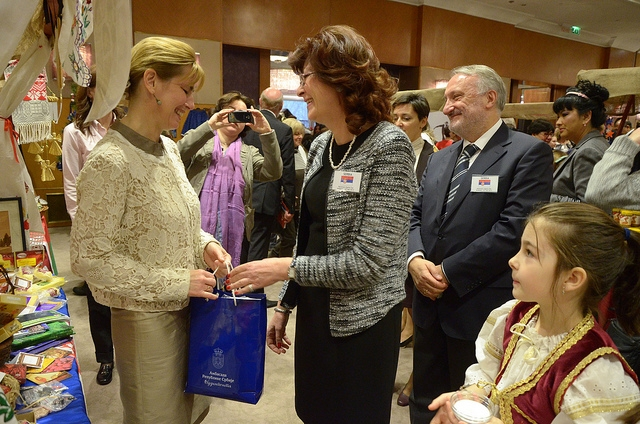 Diplomatic Fair to Support Children's Foundations and Hospitals post's picture