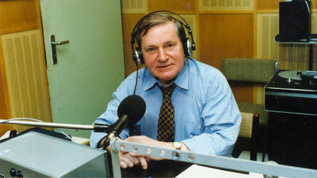 Legendary Hungarian Radio Free Europe Presenter Géza Ekecs Dies Aged 90 post's picture