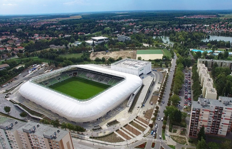 New HUF 15,6-Billion Haladás Sports Complex Inaugurated In Szombathely post's picture