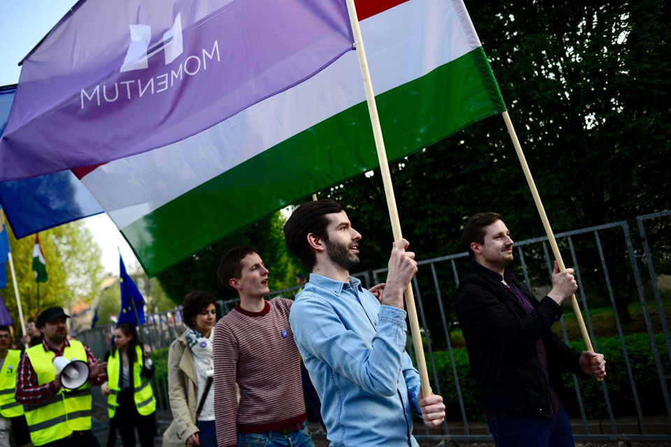 Hungary's Supreme Court Greenlights Momentum's Referendum Bid On Controversial NGO Law post's picture