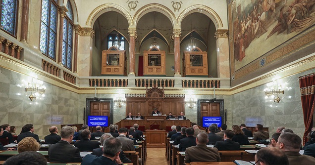 Hungarian Parliament Hosts NATO Conference On Urgent European Security Issues post's picture