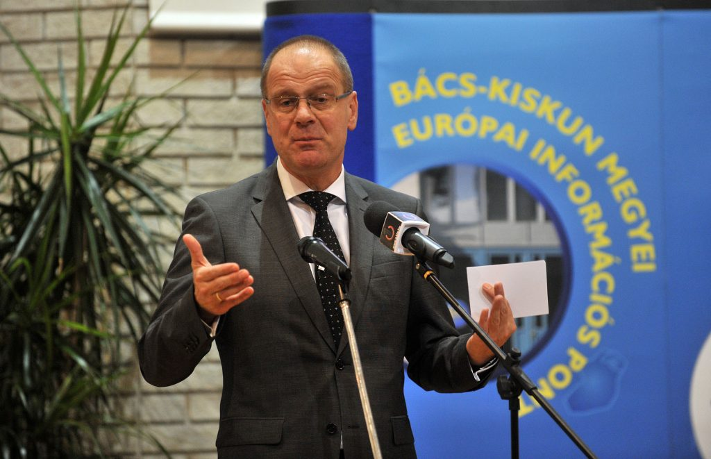 Hungarian EU Commissioner Tibor Navracsics Dismisses Fidesz Claims of a 'Soros Plan' post's picture