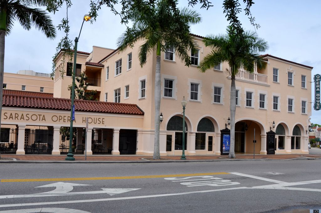 A Favorite Cultural Outlet for Local Hungarians: The Sarasota Opera House post's picture