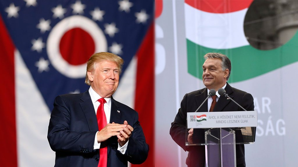 White House Releases Statement on Orbán Meeting Trump next Monday post's picture
