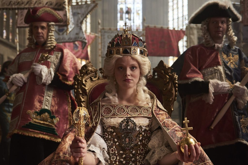 Maria Theresia Mini Series Coming Soon On Hungarian Television post's picture