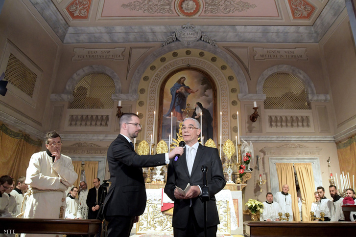 Italian Church Restored after Earthquake with Help from Hungary post's picture