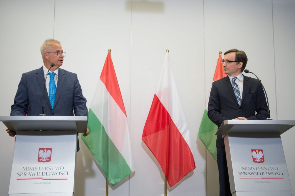 Hungarian Justice Minister Says European Commission Employing Double Standards on Quotas post's picture