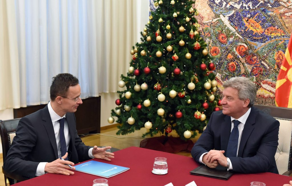 Hungarian Foreign Minister Talks Macedonia's EU Accession, Economic Ties in Skopje post's picture