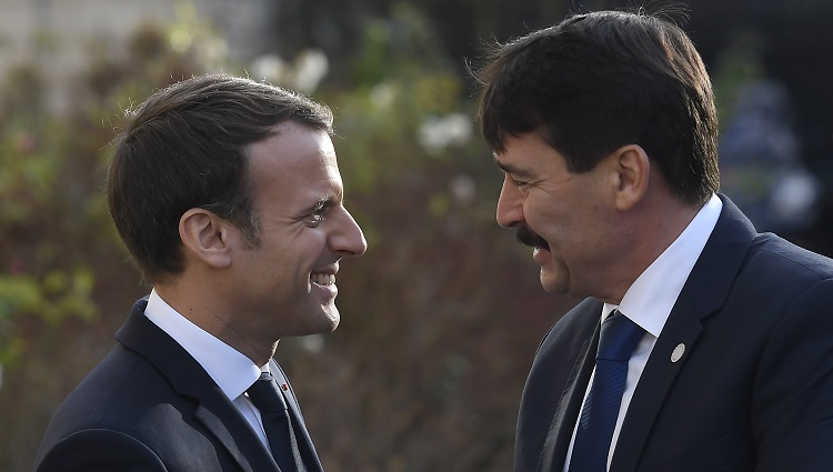 One Planet Summit: Presidents Of Hungary, France Discuss Paris Climate Accord post's picture