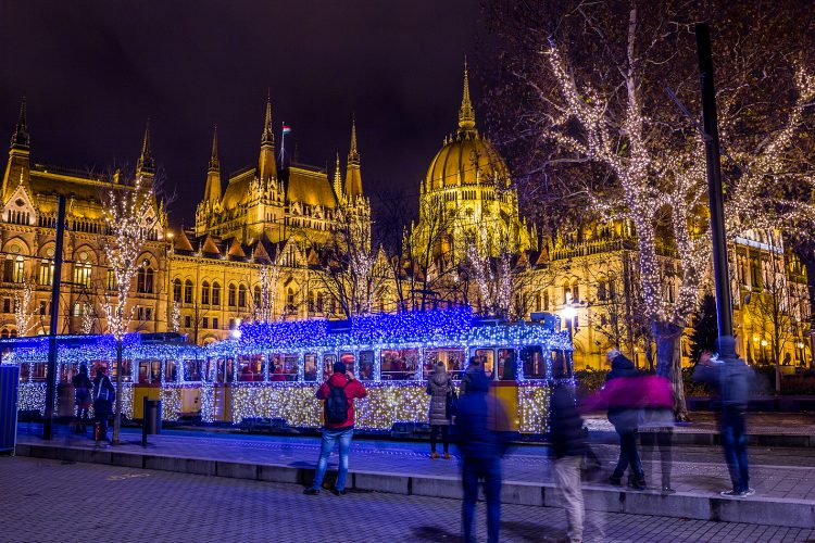 Budapest at the Most Festive Time of the Year – Photo Gallery! post's picture