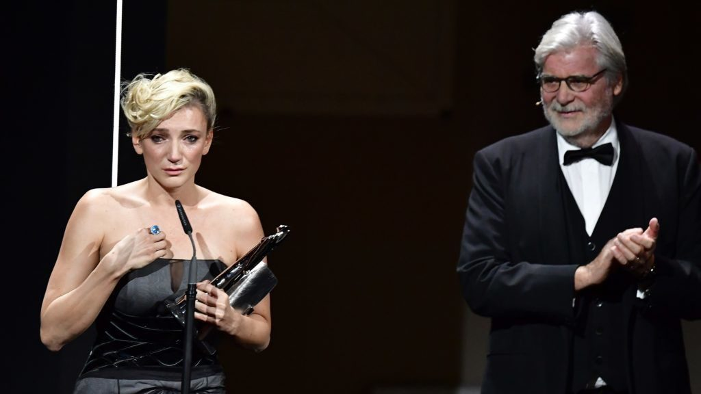 Hungarian Actress Alexandra Borbély Wins European Film Award – Video! post's picture