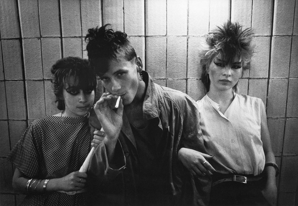 Portraits from the Underground – 1980's Hungarian Punk Scene on Photos post's picture