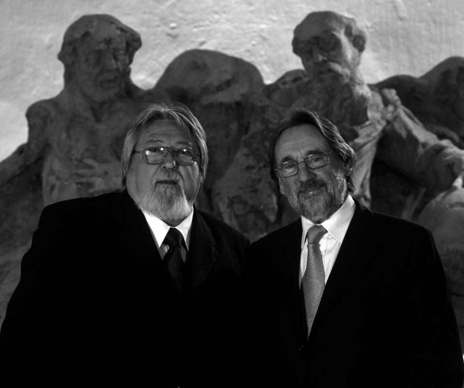László Kovács and Vilmos Zsigmond Cinematographer Award Founded post's picture