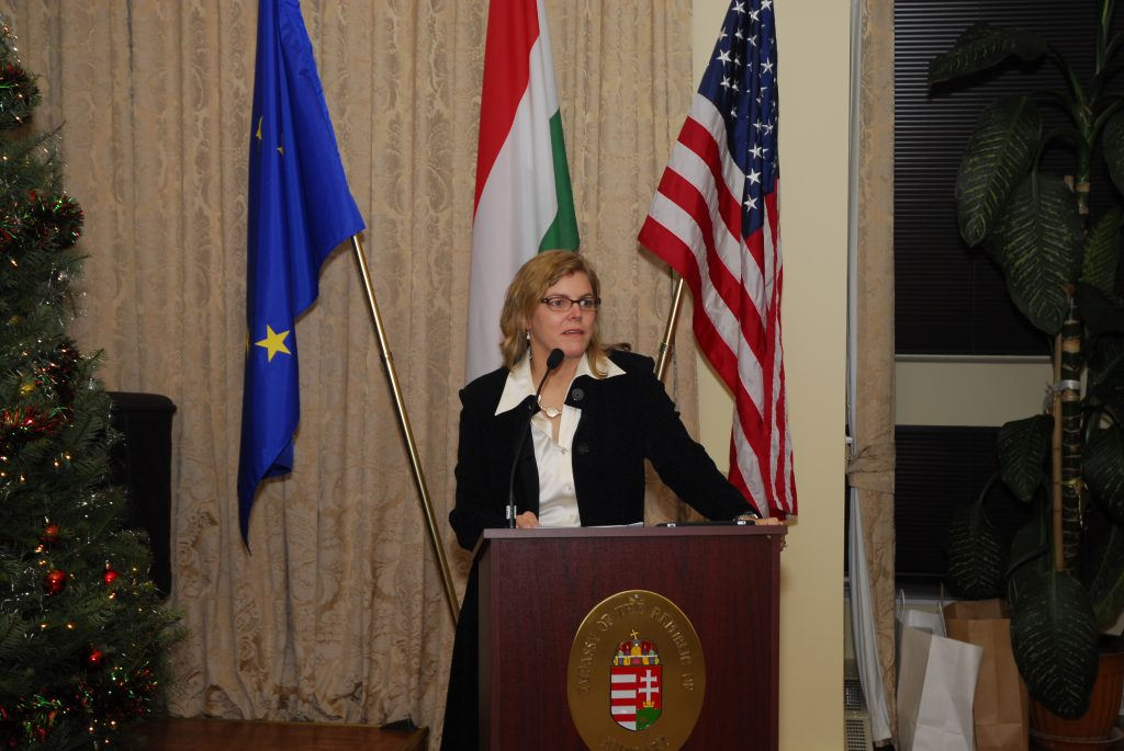 """""""It is Incredibly Important to Create Resources in Hungarian and English to Share this History"""": Hungarian-American Educator and Documentarian Andrea Lauer Rice on the Memory Project post's picture"""