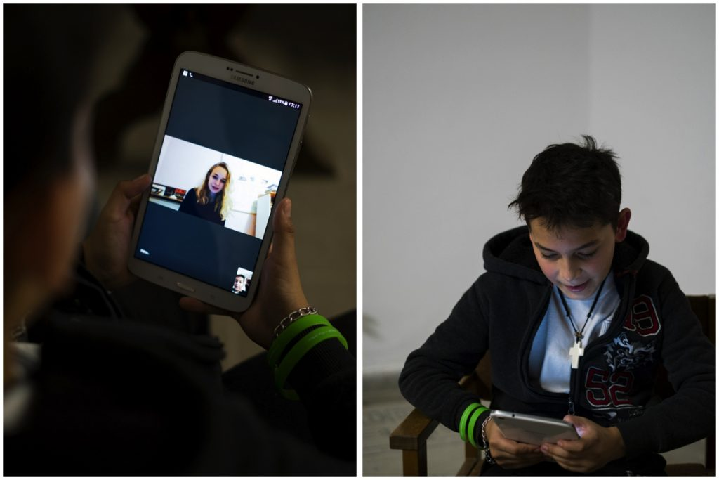 Hungarian Students Use Skype To Reduce Education Gap Between Budapest And Villages post's picture