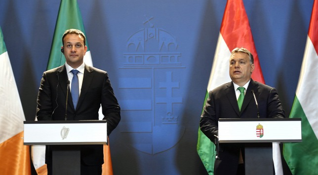 Prime Ministers Varadkar and Orbán: Ireland and Hungary are Important Partners post's picture