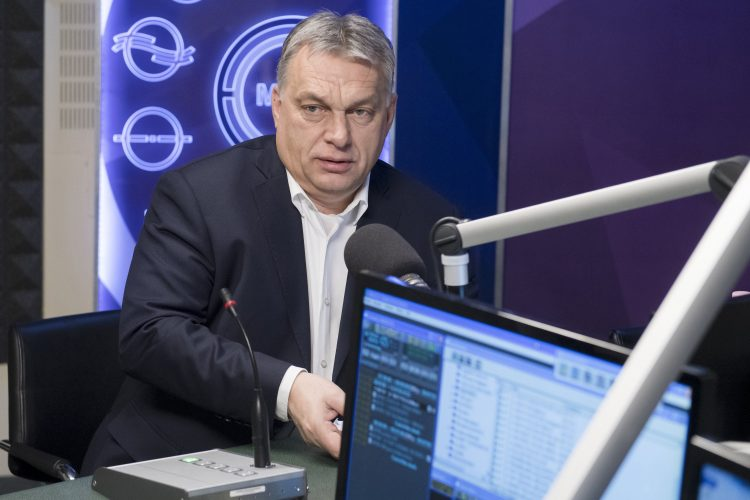 Orbán: Brussels 'Going Full Steam Ahead' with Migration Schemes post's picture