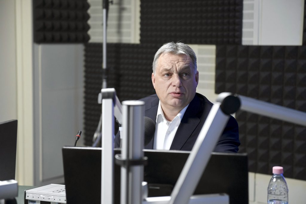 Orbán: Which European Grouping Fidesz Belongs to 'Secondary' post's picture