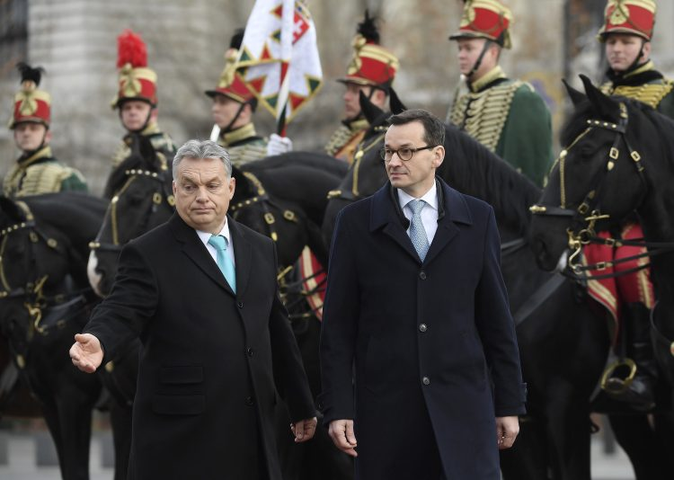 Orbán, Morawiecki to Speak at March 15 Celebrations post's picture