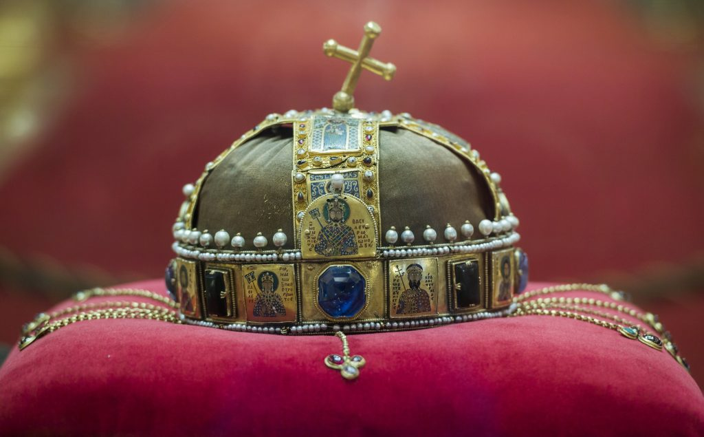 August 23 – The Day the Holy Crown of St. Stephen Was Buried post's picture