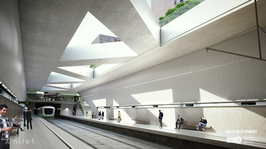 Extension of Budapest's M2 Metro Line: Construction Could Start in 2021 post's picture