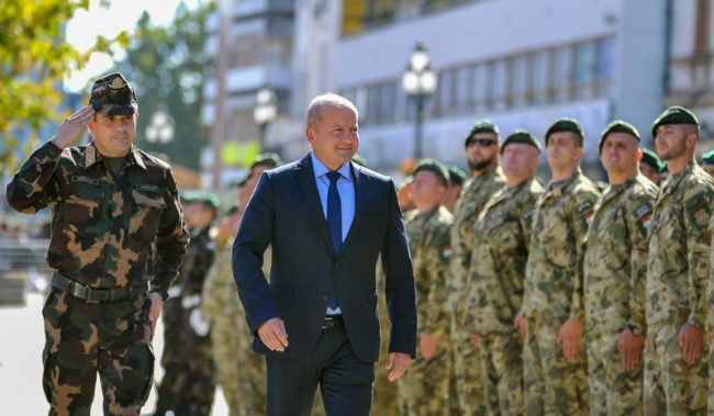 Hungary Plans to Have Boost Military to 30,000 Active-Duty Soldiers by 2026 post's picture