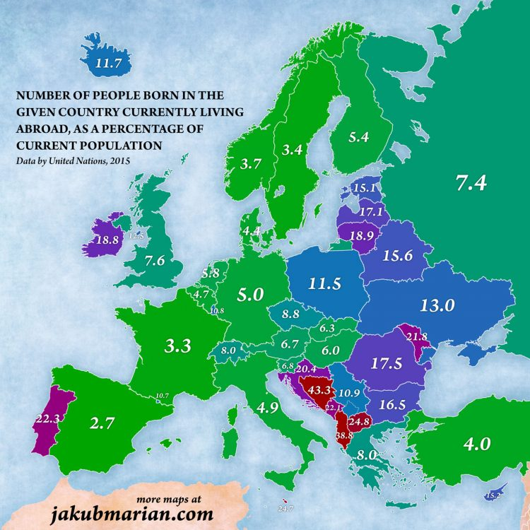 Hungarian Exodus: Examining Europe's Falling Population from an