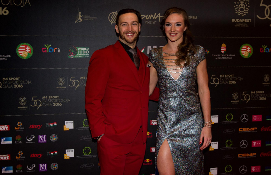 Swimming Star Katinka Hosszú and Husband Shane Tusup Nominated for Hungarian Sports Journalists' Association Awards post's picture