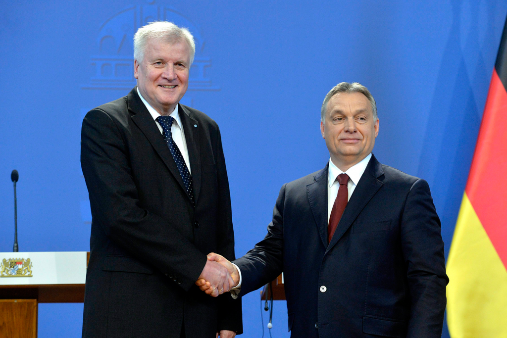 2018 Will Be a Year to Restore the Will of the People – PM Orbán Meets Horst Seehofer in Bavaria post's picture