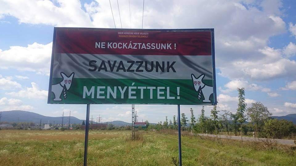European Court of Human Rights: Hungarian Government's Fining of Satirical Party (MKKP) was Unlawful post's picture