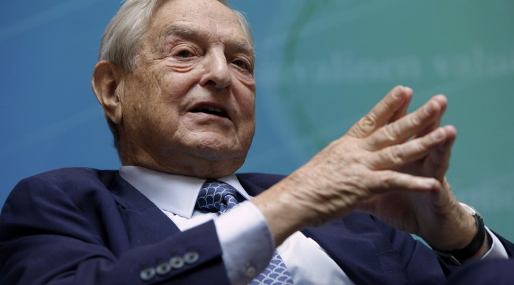 """George Soros Accuses Fidesz of """"Buying Up"""" Opposition Party MSZP post's picture"""