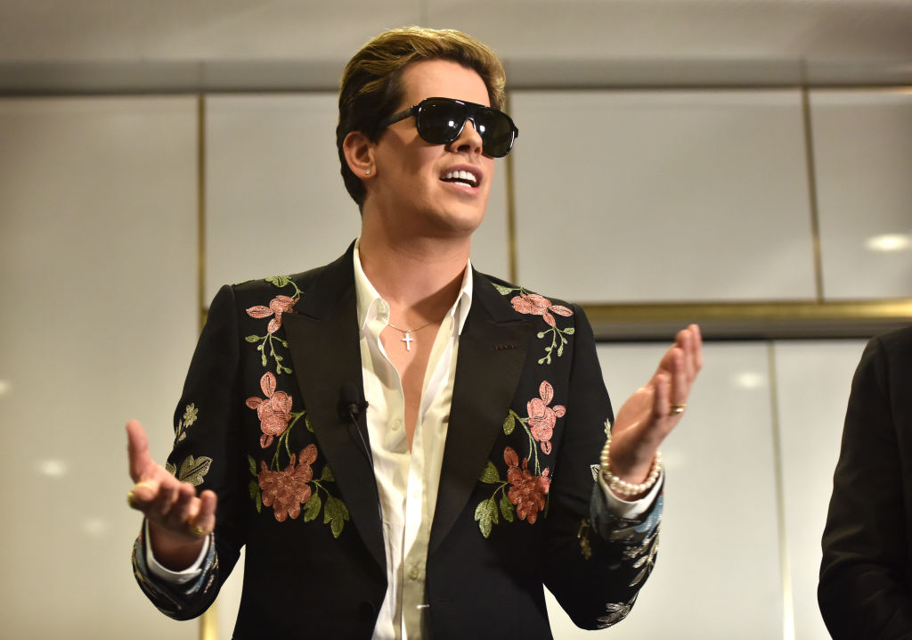 Controversial Alt-Right Figure Milo Yiannopoulos to Open Conference in Budapest post's picture