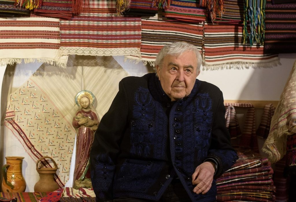 Ethnographer and Folklorist Zoltán Kallós, Artist of the Nation, Has Died at Age 92 post's picture