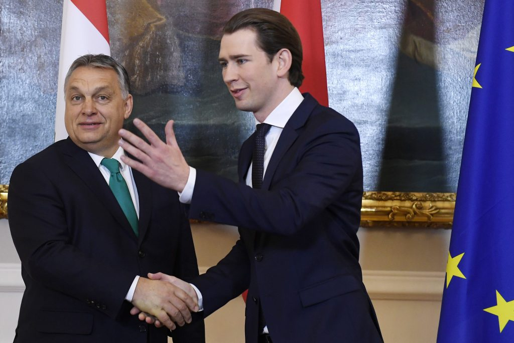 Viktor Orbán Will Not Be Happy With What Kurz is Planning Next post's picture