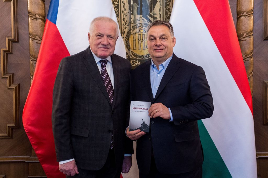 Václav Klaus: Europe Does Not Need Organized Migration post's picture