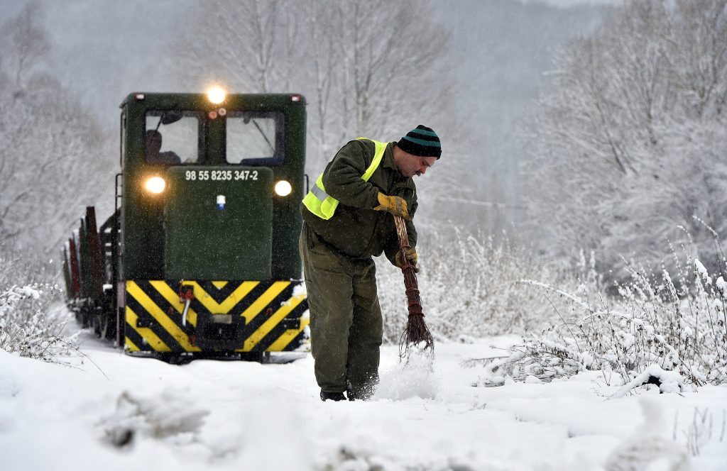 Disaster Management Authorities Put Hungary on Nationwide Alert Due to Heavy Snow post's picture