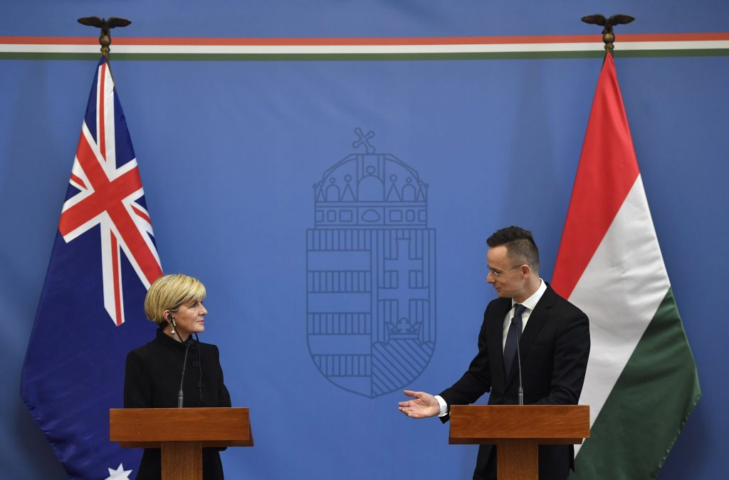 Péter Szijjártó: Hungary and Australia are on the Same Page Regarding Migration post's picture