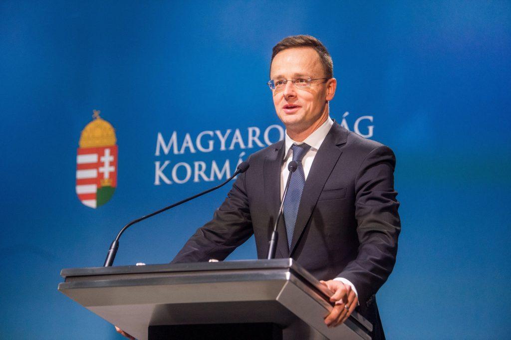 Szijjártó: Migrant Quota Issue Now Off the Agenda post's picture