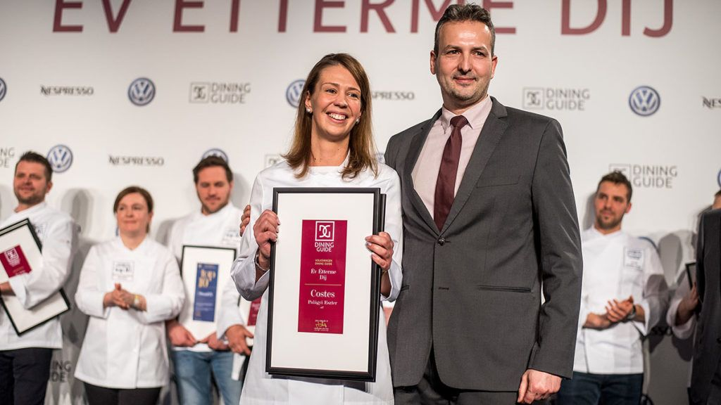 Michelin-Starred Costes Named Best Restaurant in Hungary for Fourth Time post's picture