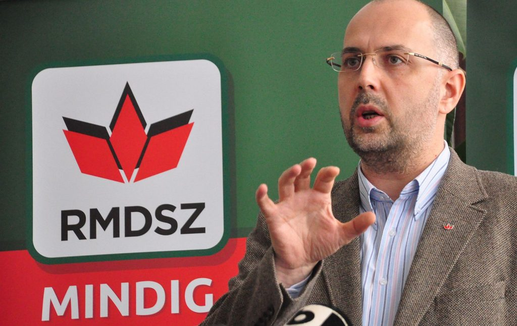 """After Meeting with Hungarian Opposition Leaders, RMDSZ Leader Claims that """"Transylvanian Hungarians Know Whom to Vote For"""" post's picture"""