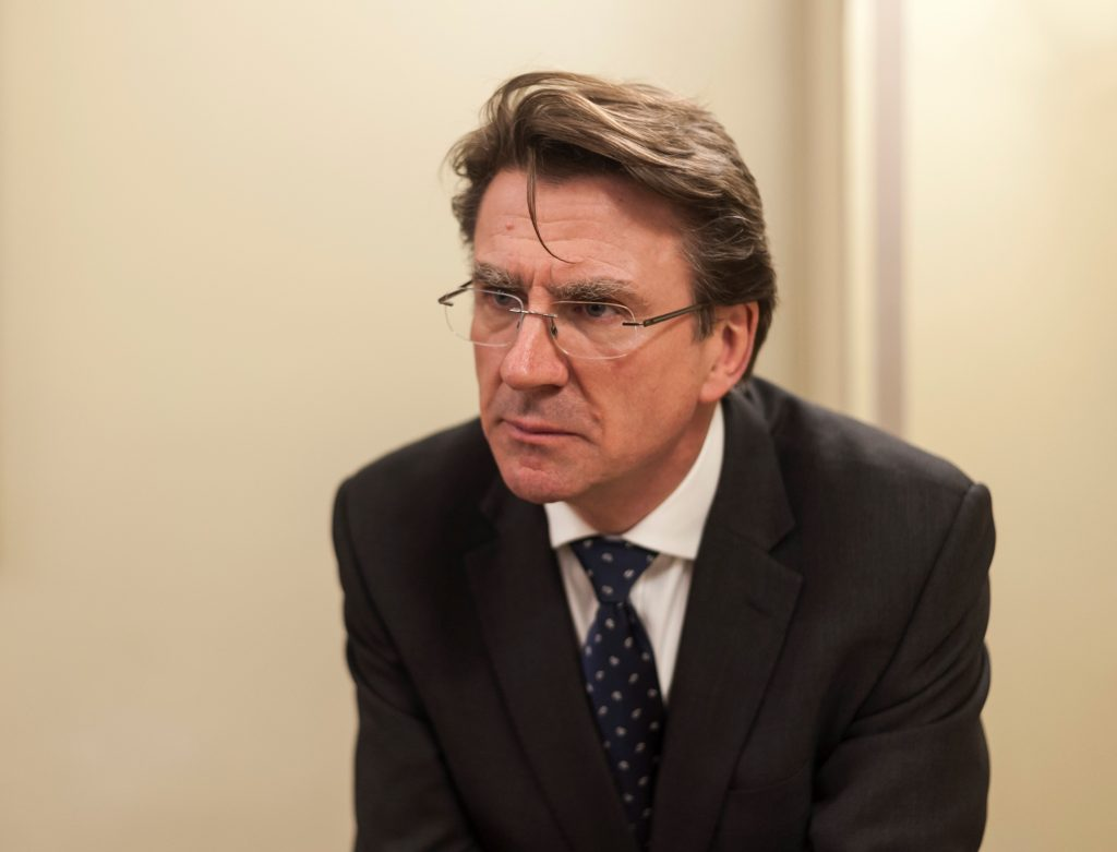 "Hungarians ""Are Great Migrants"": Exclusive Interview with Iain Lindsay, the United Kingdom's Ambassador to Hungary post's picture"