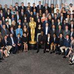 Oscar Class Photo 2018: Ildikó Enyedi, Director of Hungary's Oscar Entry, Seated in the First Row