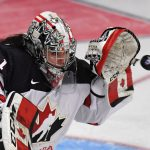 Shannon Szabados, Canadian Hockey Player of Hungarian Descent, Missed Third Consecutive Olympic Gold